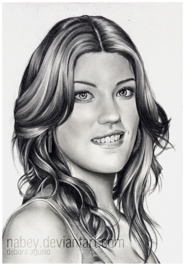Jennifer Carpenter por Nabooru